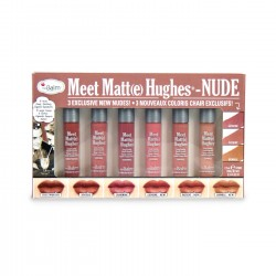 the Balm Meet Matte Hughes- Nude