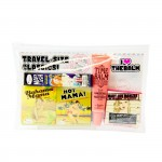 the Balm Travel-Size Classics with Cosmetics Bag