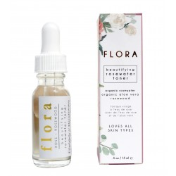 Honey Belle Flora - Rosewater Toner