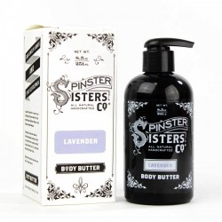 Spinster Sisters Lavender Body Butter