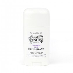 Spinster Sisters Lavender Lime Deodorant