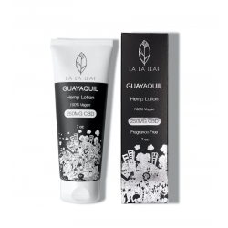 LA LA LEAF Guayaquil Hemp Lotion 7oz Fragrance Free