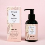 Winged Radiance Body Oil 4 fl oz