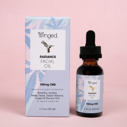 Winged Radiance Facial Oil 1 fl oz