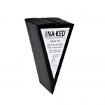 Buck Naked Bamboo Activated Charcoal Clay Mud Pie 75g