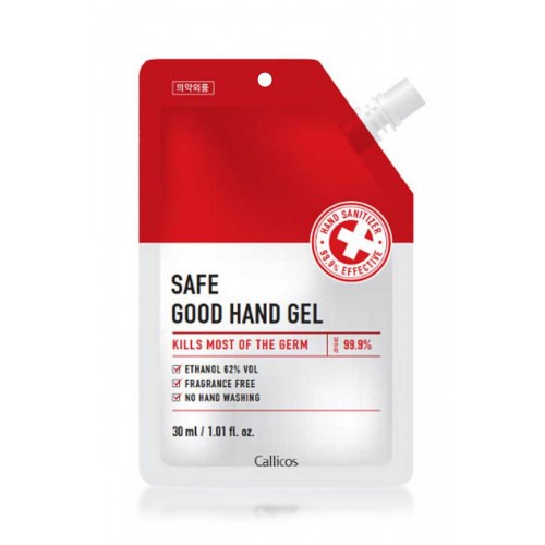 Safe Good Hand Gel Sanitizer 30ml (10pcs)