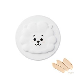 VT BT21 Real Wear Cover Cushion IvoryNo21