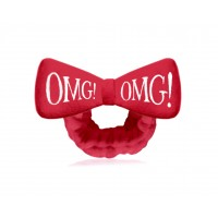 double dare OMG! MEGA HAIR BAND - RED