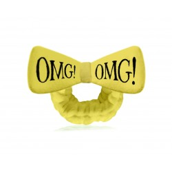 double dare OMG! MEGA HAIR BAND - YELLOW