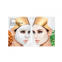 double dare HONEY MILK DUAL MASK KIT