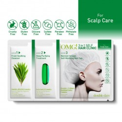 OMG! 3IN1 SELF HAIR CLINIC - For Scalp Care