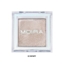Moira Lucent Cream Shadow (18 Colors) 002 Infinity