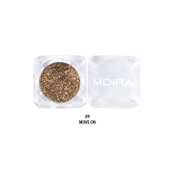Moira Loose Control Glitter (24 Colors) 009 Move On