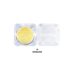 Moira Loose Control Glitter (24 Colors) 010 Overblown
