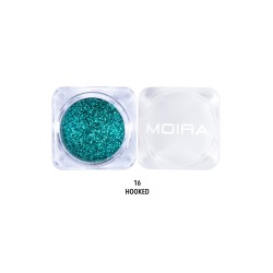 Moira Loose Control Glitter (24 Colors) 016 Hooked