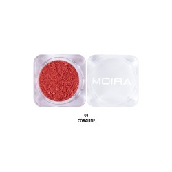 Moira Loose Control Pigment (24 Colors) 001 Coraline