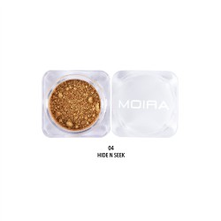 Moira Loose Control Pigment (24 Colors) 004 Hide N Seek