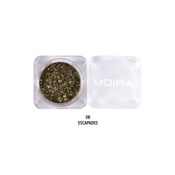 Moira Loose Control Pigment (24 Colors) 008 Escapade