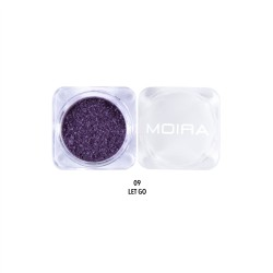 Moira Loose Control Pigment (24 Colors) 009 Let go