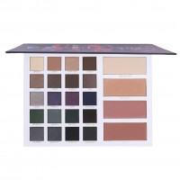 Moira Electric Nights Eye & Face Palette