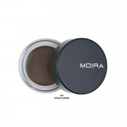Moira Brow Defying Gel (10 Colors) 004 Espresso Brown