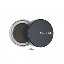 Moira Brow Defying Gel (10 Colors) 006 Deep Ebony