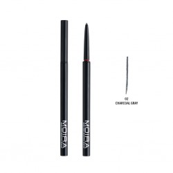 Moira Undeniable Gel Liner ( 6 Colors) 002 Charcoal Gray