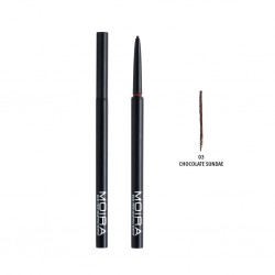Moira Undeniable Gel Liner ( 6 Colors) 003 Dark Chocolate
