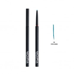 Moira Undeniable Gel Liner ( 6 Colors) 004 Cool aqua