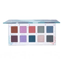 Moira Fairytales Eyeshadow Palette Sandcastles in the Sky Eyeshadow Palette