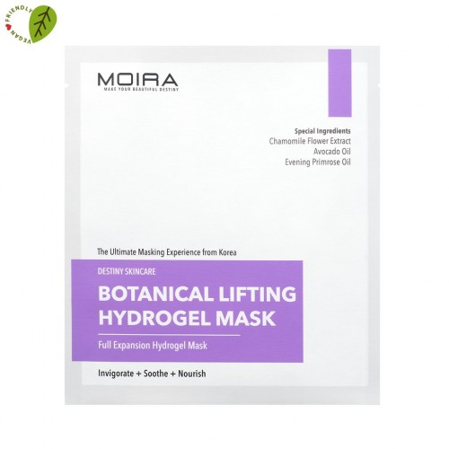 Moira Botanical Lifting Hydrogel Mask