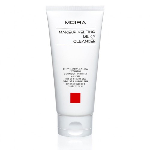 Moira Makeup Melting Milky Cleanser