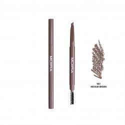 Moira Dual Brow Pencil (4 Colors) 002 Medium Brown