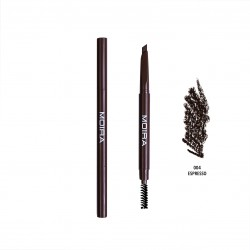 Moira Dual Brow Pencil (4 Colors) 004 Espresso