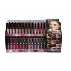 Moira Matte Liquid Lips Module Set (26 Shades)