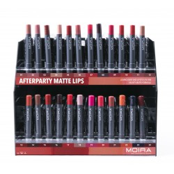 Moira Afterparty Matte Lips Module Set (24 Shades)