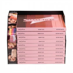 Moira Meant to be Destiny Eye & Face Palette Module Set (12pcs)