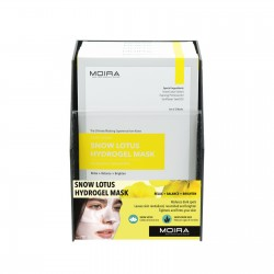 Moira Snow Lotus Hydrogel Mask Module Set