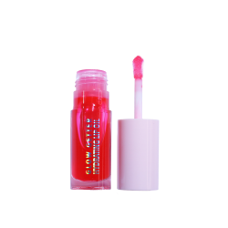 Glow Getter Hydrating Lip Oil (008, Juicy Red)