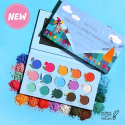 Pretty Little Thoughts Pressed Pigment Palette