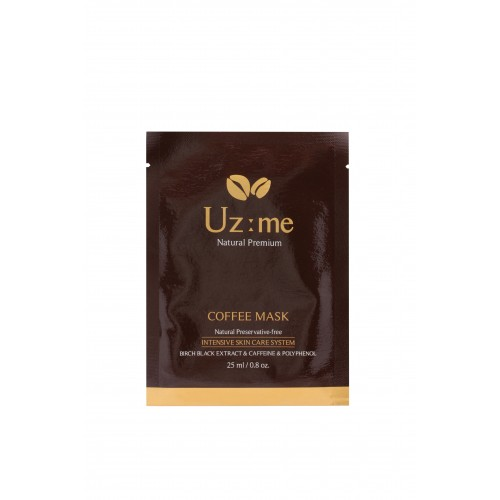 UZME Face coffee Mask Pack 25ml*10