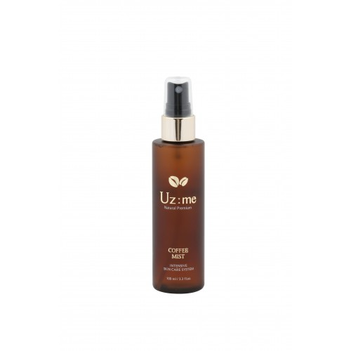UZME coffee Face Mist, liquified face moisturizer spray 100ml