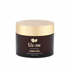 UZME coffee face skin improvement scrub 200g