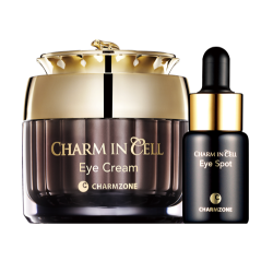 Charm In Cell Eye Cream Set Eye Cream 40ml/Eye Spot 13ml