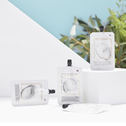 ONE PERCENT Pozzolan Mini Skincare Set