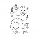 Tattist Temporary Tattoo Basic NINI  Love