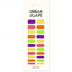 URBANSCAPE Premium Gel Nail Sticker - Color Line (Palette) 51 Beatles