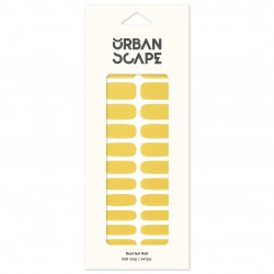 URBANSCAPE Premium Gel Nail Sticker - Color Line (Full) 34 Sun Flower 134c