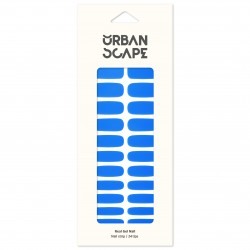 URBANSCAPE Premium Gel Nail Sticker - Color Line (Full) 36 Ultramarine 2727c