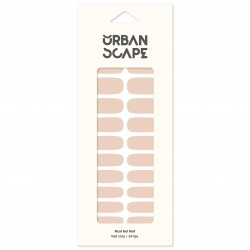 URBANSCAPE Premium Gel Nail Sticker - Color Line (Full) 41 Nude 7611c